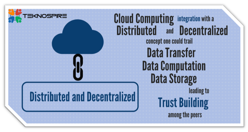 CLOUD COMPUTING – REIMAGINE IT AS DATA LOGISTICS CENTRE ON A DISTRIBUTED DECENTRALIZED NETWORK