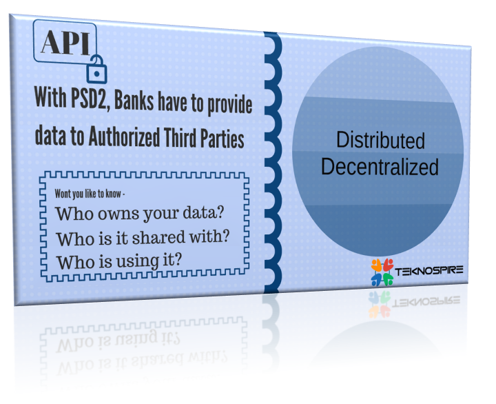OPEN API-PSD2-GATEWAY TO DECENTRALIZED AND DISTRIBUTED NETWORK