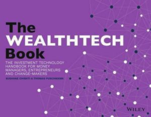 The WealthTech Book by Wiley